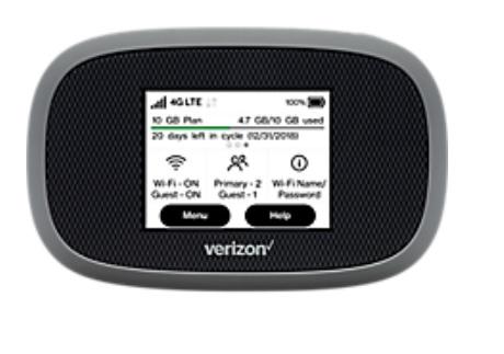 Verizon Jetpack MiFi 8800L Mobile Hotspot